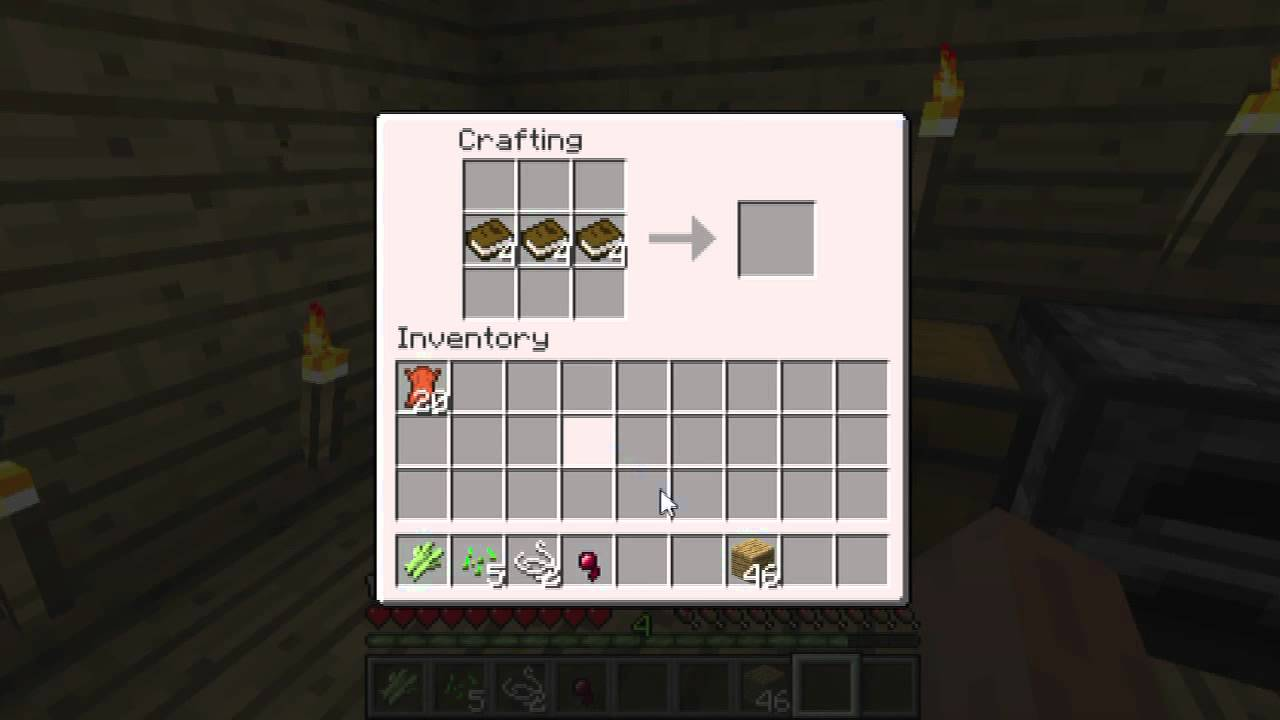 tutorial - how to make paper/book/bookshelf in minecraft 1.3.2