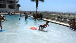 HILARIOUS Surfing Fail!