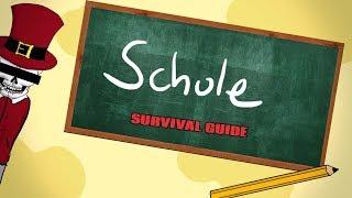 Schule - Tommys seriöse Survival Guides