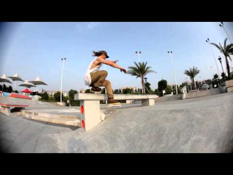 Guangzhou skatepark - China - Quick clips