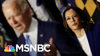 Kamala Harris Comes Out Swinging. Trump Can't Seem To Land A Punch. | The 11th Hour | MSNBC