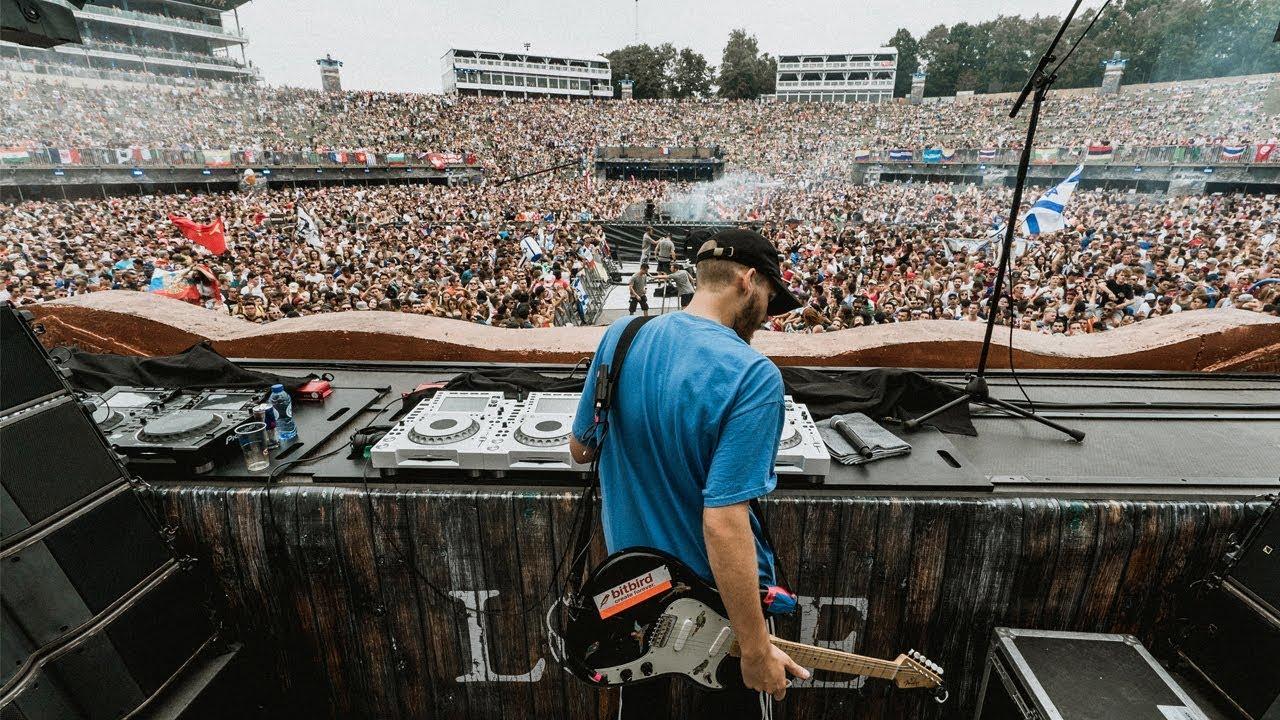 San Holo @ Tomorrowland Mainstage 2018