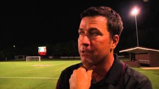 Soccer - South Alabama Postgame Interviews - 9/12/14