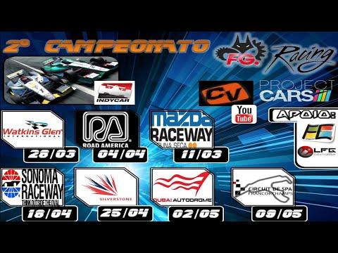 FG Racing- 1ª Etapa Fórmula Indy