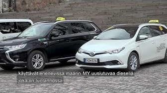 Hiilineutraali Turku: Vähäpäästöinen taksiliikenne