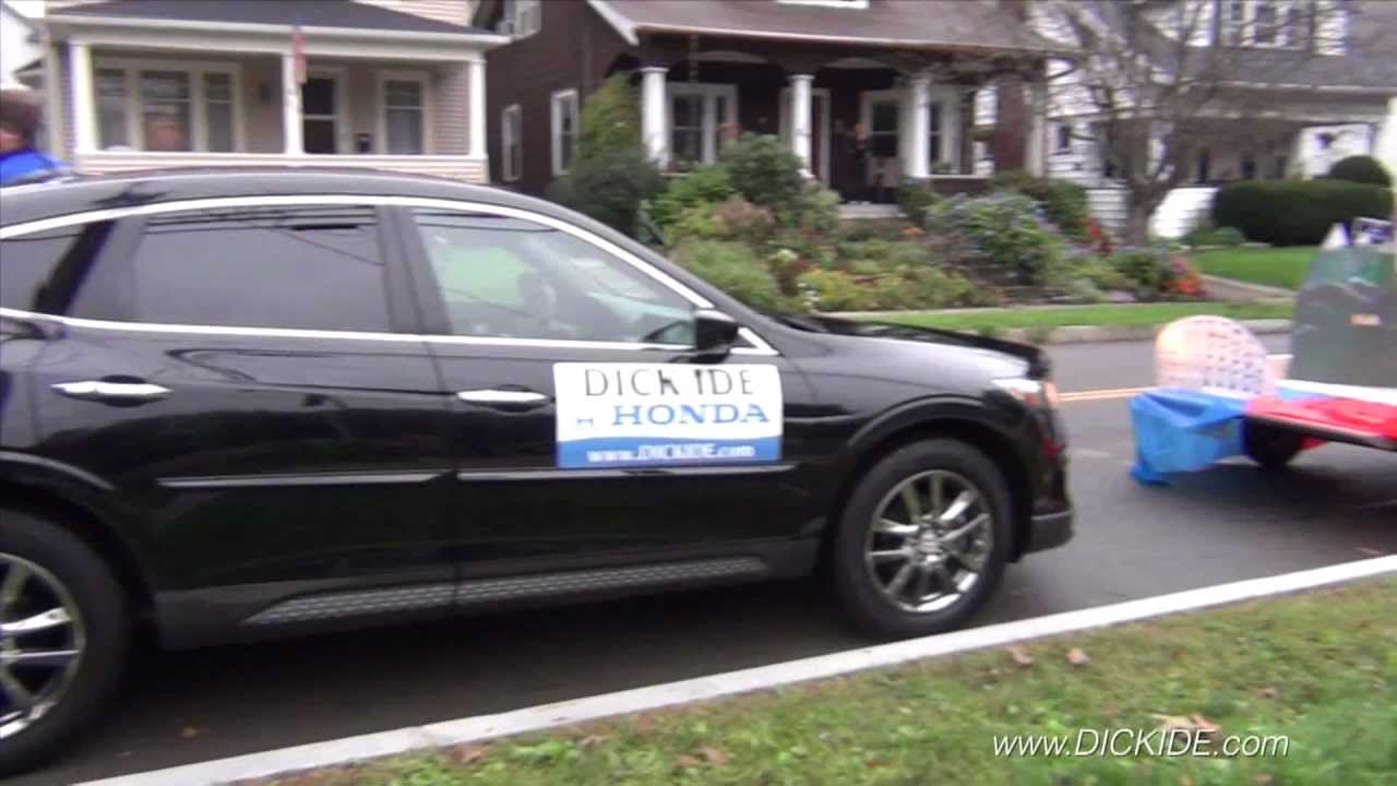 Dick Ide Honda At The 2011 East Rochester Homecoming Parade