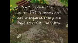 Gardening How to : Sims