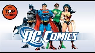 20 Cosas que no sabias de DC Comics