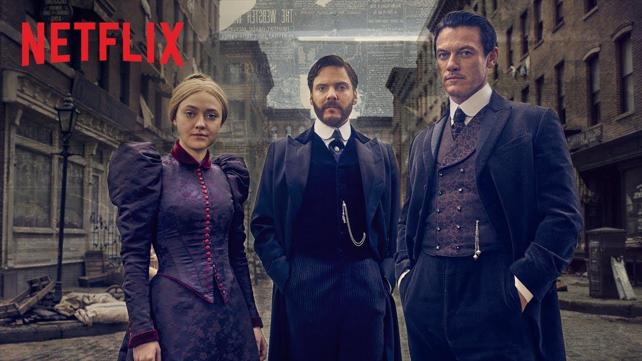 Die Einkreisung Netflix