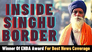 How Are Farmers Surviving On The Streets? | Inside Singhu Border