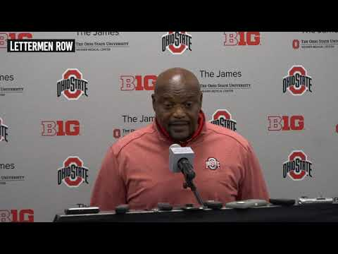 Larry Johnson: Ohio State assistant ahead of Cincinnati game and reviewing FAU.