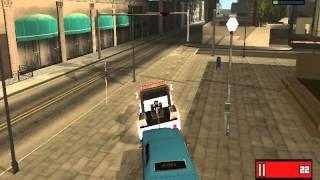 [AZRP HOW TO] Ставим машину на штрафстоянку