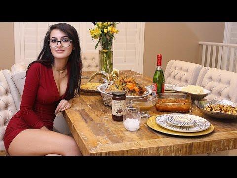 Thanksgiving Dinner Porn