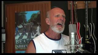Kiss me Quick Elvis Presley cover by Leon in Studio ChinChan