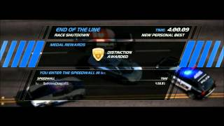 NFS Hot Pursuit 2010 SCPD Last Mission End Of The Line And Credits
