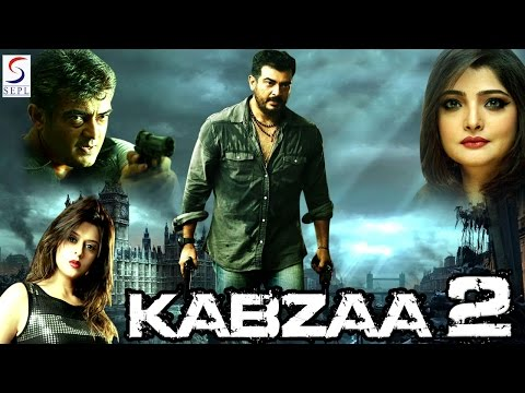 Kabza 2 - Dubbed Hindi Movies 2016 Full Movie HD l Ajith, Nagma, Vasundra Das.