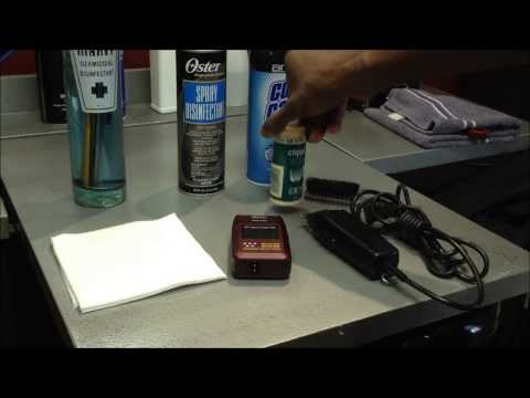 Barber Pro- Grooming Tips-Tool Care