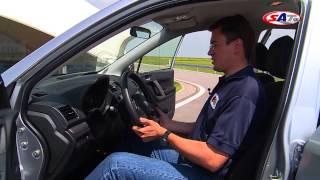 """Subaru Forester - road test by SAT TV Show(Zahvaljujući modernom dizajnu, nova generacija subarua """"forester"""