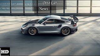 Hot News !!!! 2018 Porsche 911 GT2 RS Weissach Edition Spec & Price