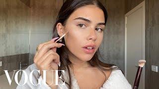 pretending i'm in a vogue beauty secrets video