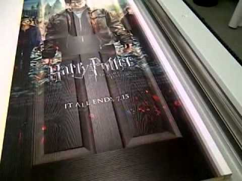 & Harry Potter Door Printing (Hardy Signs Burton upon Trent) - YouTube Pezcame.Com