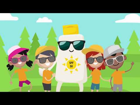 Screen Me Camp Sun Safety Sing-A-Long with the Fuddles