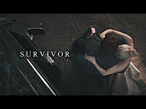 ✗ riverdale / survivor [3x22]