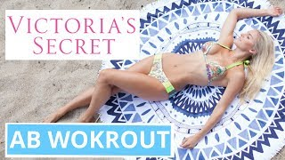 victoria secret abs   rebecca louise