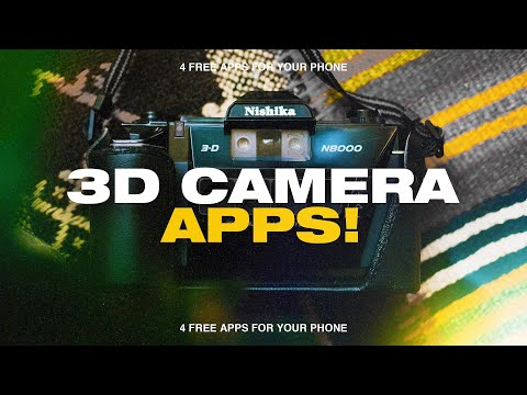 FREE 3D Camera Apps For IPhone & Android (2020)