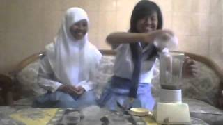 procedure text 'how to make ice mocca biscuit' by ruri and hera SMA 17 Agustus 1945 Surabaya