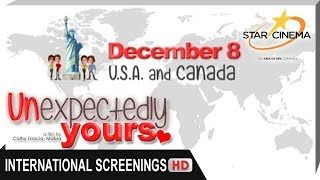 International Screenings | Expect love all over the world! | 'Unexpectedly Yours'