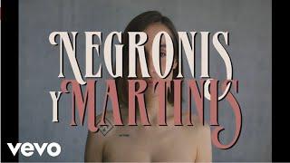 Zahara - negronis y martinis (Lyric Vídeo)
