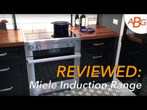 Miele Range Review 30 Induction