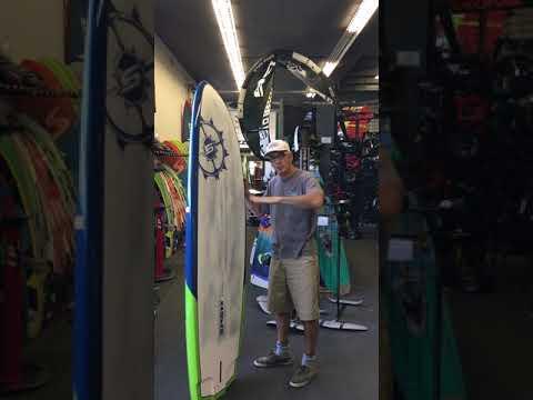 SAVE BIG on the Slingshot Dialer Windsurf Foil Board! JUST $749!