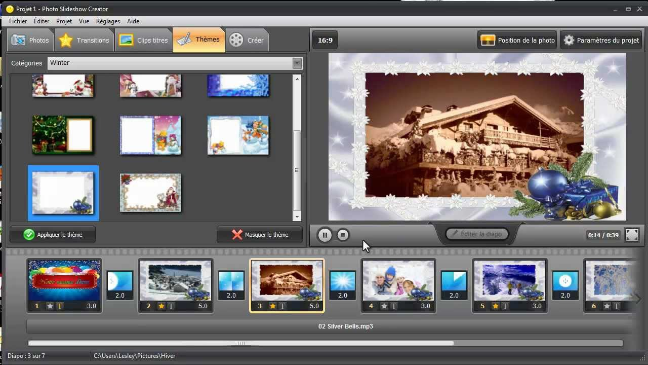 Comment faire un diaporama photo superbe youtube - Realiser un organigramme open office ...