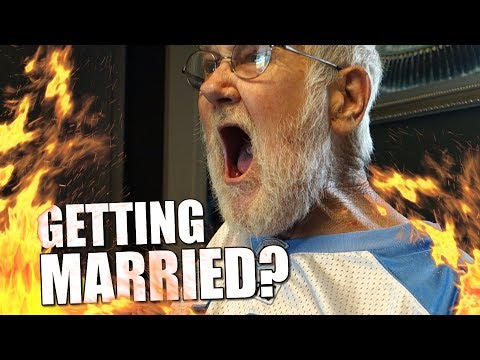 IS ANGRY GRANDPA GETTING MARRIED?! (TWITTER Q&A)