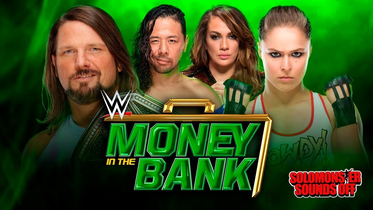 Wwe Money Inthe Bank 2021 Full Show