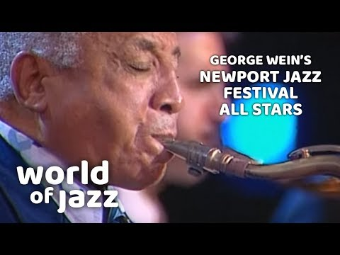 George Wein's 'Newport Jazz Festival All Stars' - North Sea Jazz Festival • 9-7-1988 • World of Jazz