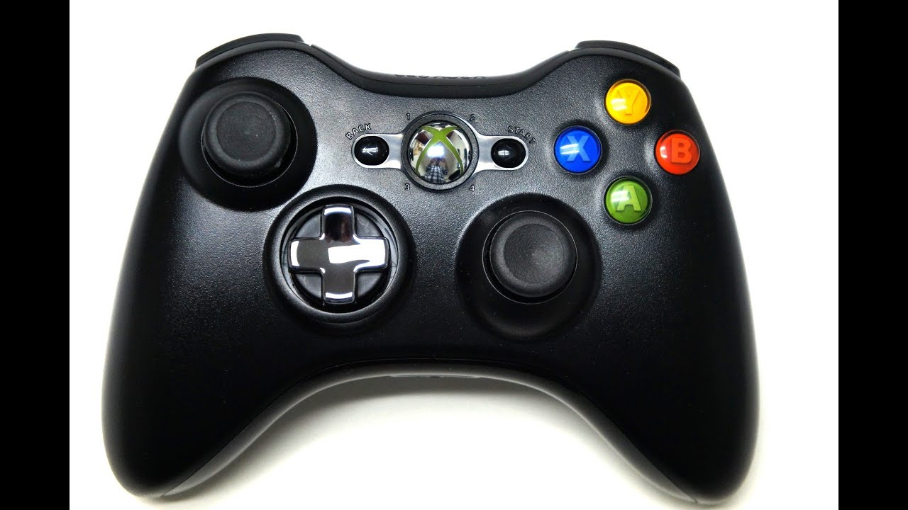 tutoriel jouer tous les jeux pc avec une manette de xbox 360 youtube. Black Bedroom Furniture Sets. Home Design Ideas