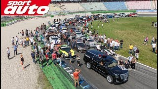 High Performance Days 2018 am Hockenheimring | sport auto