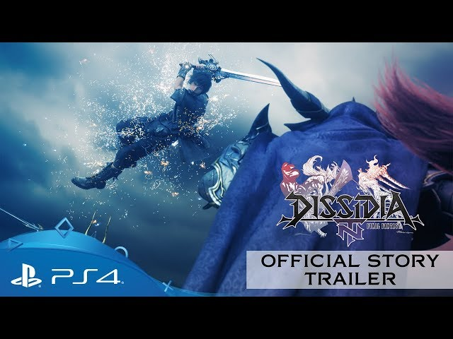 Dissidia Final Fantasy NT | Official Story Trailer | PS4