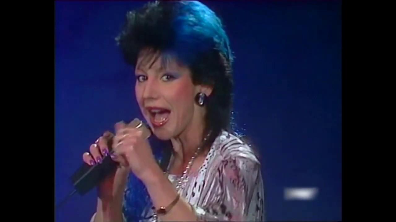 Judith Szücs - Never can say goodbye (DDR TV 1988) Ein