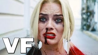THE SUICIDE SQUAD  Bande Annonce VF (2021) Margot Robbie