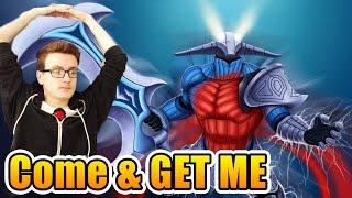 Miracle- Dota 2 [Sven] COME And GET ME