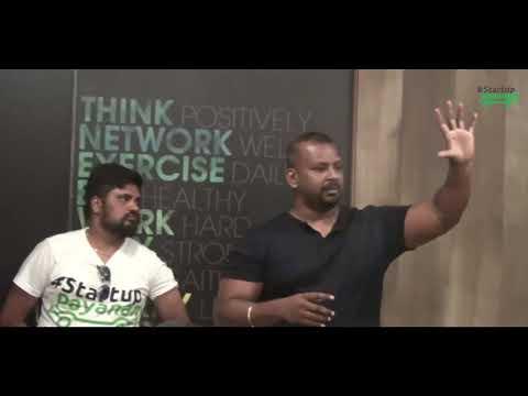 Inter-City #Startuppayanam - Chennai