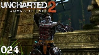 UNCHARTED 2: AMONG THIEVES REMASTERED #024 - Krieg im Paradies | Let