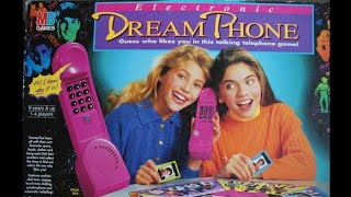 Ep. 188: Electronic Dream Phone Board Game Review (Milton Bradley 1991)