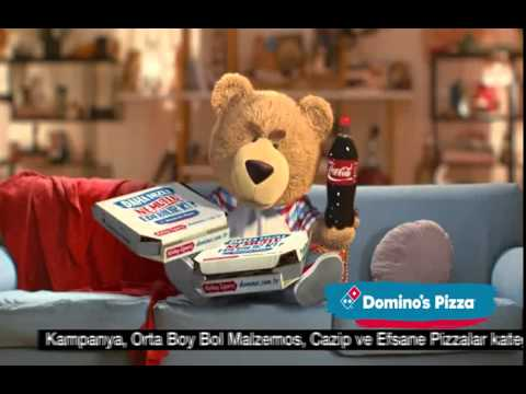 Dominos pizza bol malzemos pizza kampanyas reklam youtube - Dominos pizza paterna ...