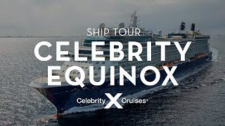 Celebrity Equinox Ship Tour