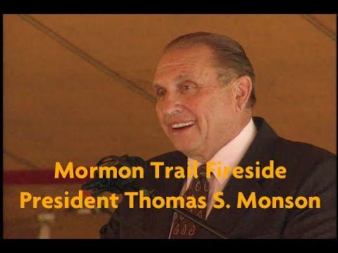 President Monson Fireside